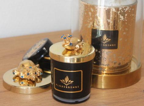 Floressense - bougie bijou luxe - homepage bougie bijou